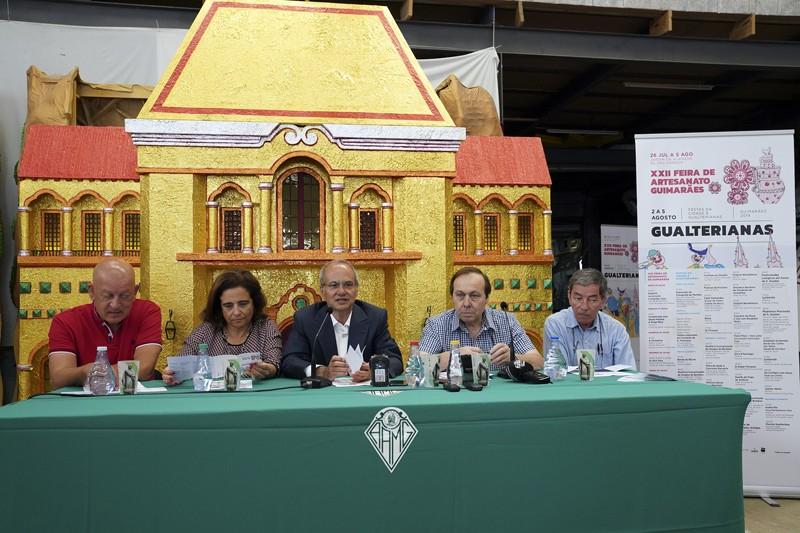 Festas Gualterianas apostam no (re)encontro com a cidade