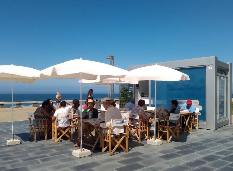 Bibliotecas chegam a quatro praias de Esposende