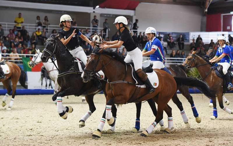 Europeu de horseball e jogos equestres prometem animar Ponte de Lima