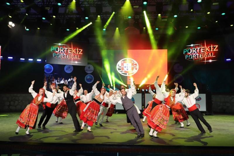 Grupo de Areosa condecorado em Festival na Turquia