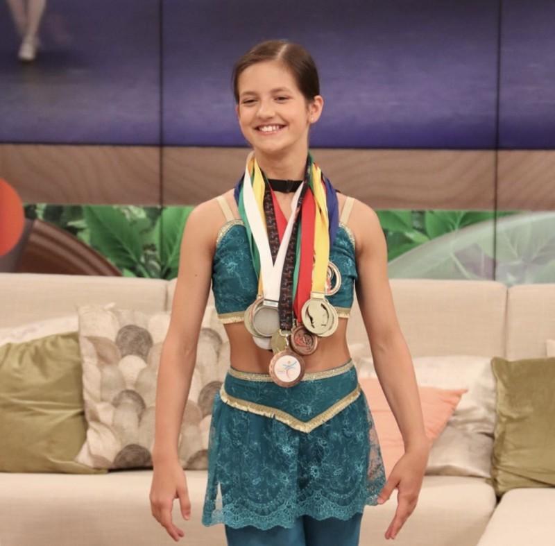 Bailarina Bracarense Carolina Costa em destaque no Canadá