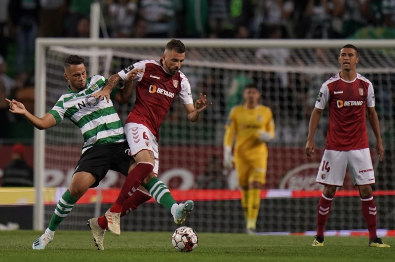Má entrada em campo e erros não ajudaram o SC Braga em Alvalade