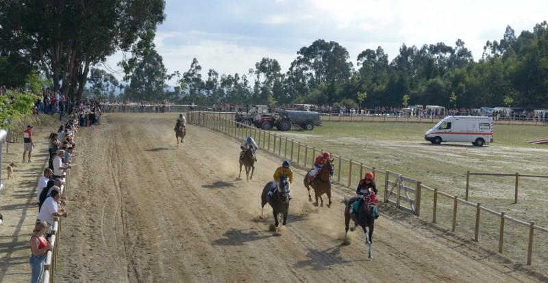 Hipódromo Municipal de Celorico de Basto recebeu corrida a contar para o Campeonato nacional