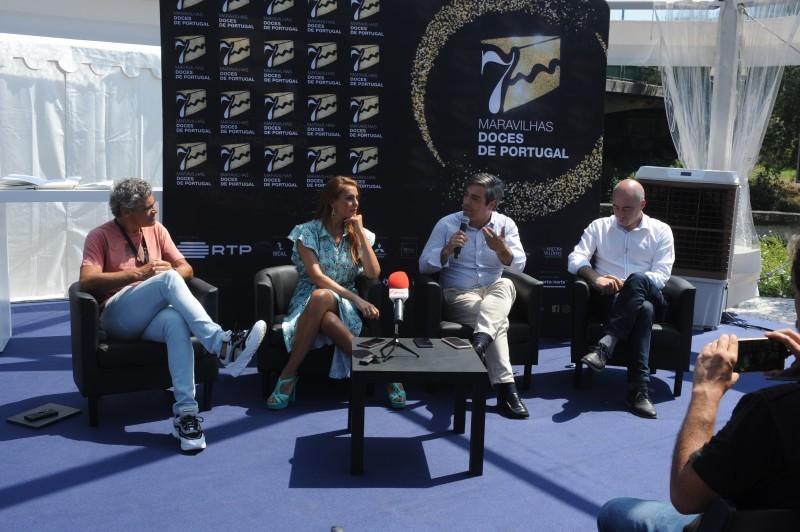 '7 Maravilhas Doces de Portugal' mostram doçaria de qualidade