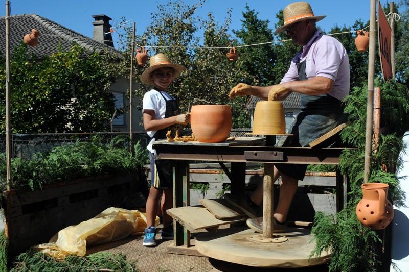 Cortejo Etnográfico da AgriDoce mostra tradições de Cabanelas