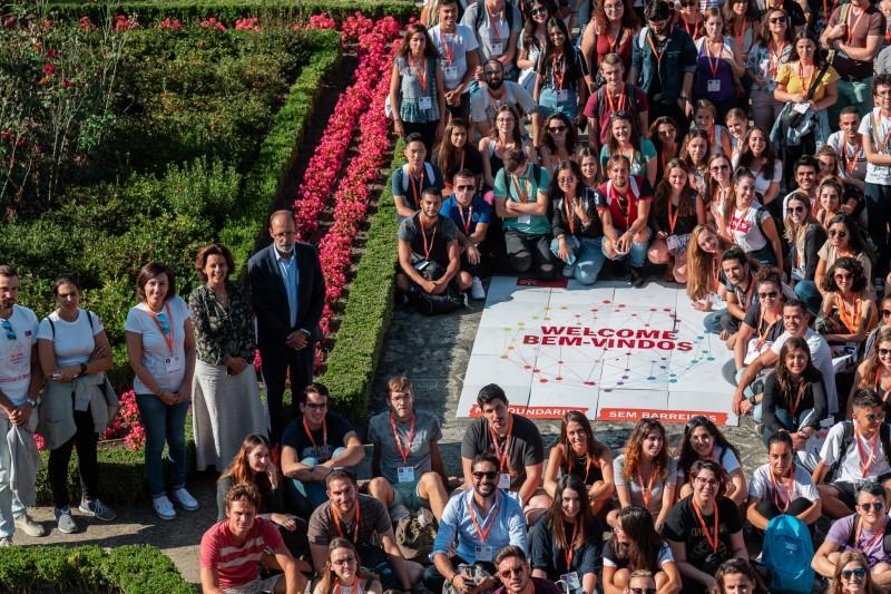 UMinho acolhe os novos estudantes internacionais de licenciatura e mestrado integrado