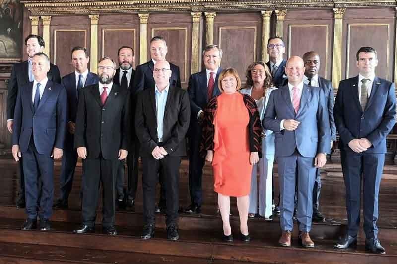 Braga revela políticas de segurança em Fórum Internacional de Veneza