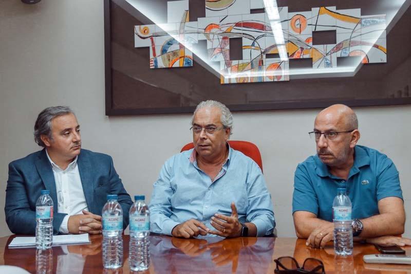 Candidatos do CDS-PP debatem mobilidade com União de Freguesias