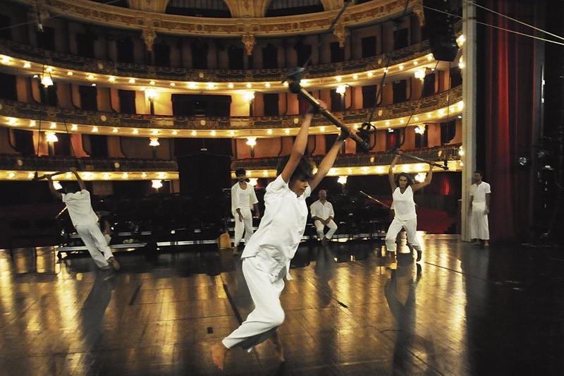 Um 'Segredo Secreto' para ver, sentir  e experienciar no Theatro Circo
