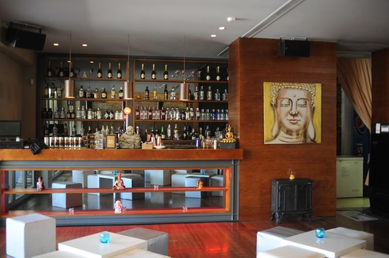Buda Terrace: beber e petiscar com panorâmica para o coração da cidade