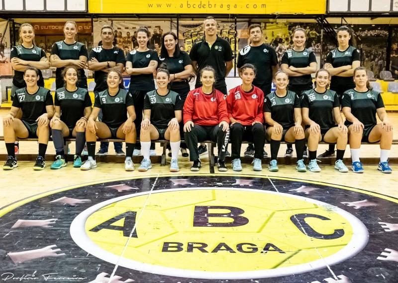 ABC/UMinho estreia-se hoje  na I Divisão nacional feminina