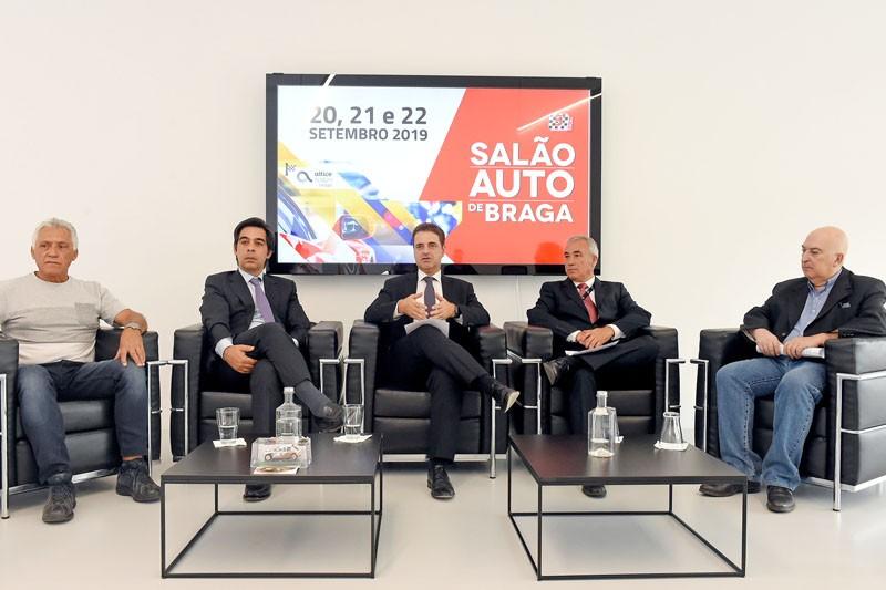 Salão Auto de Braga espera mais de 10 mil visitantes