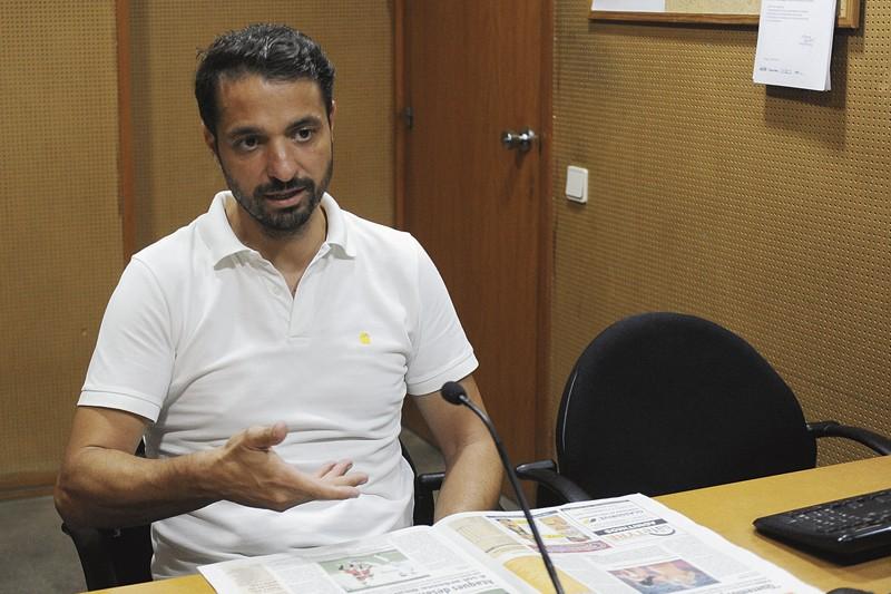 """""""Assumir a selecção da AF Braga é um desafio estimulante"""""""