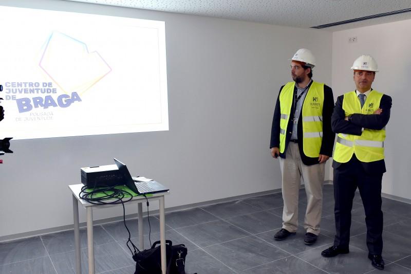 Centro de Juventude de Braga abre portas em finais de Outubro
