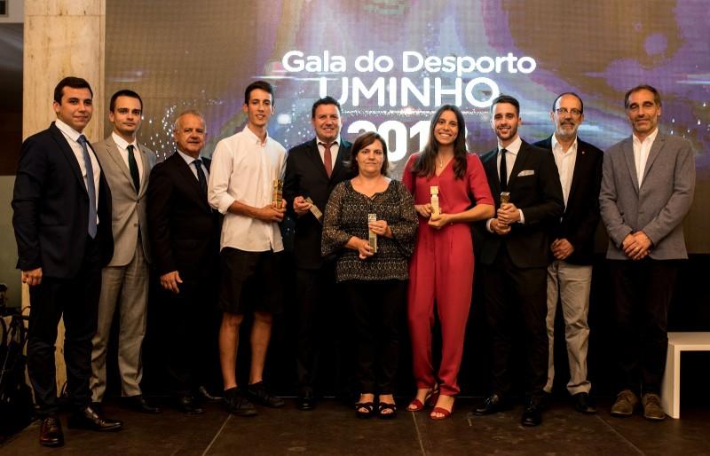 Distinção junta SC Braga e Vitória SC na Gala do Desporto da UMinho