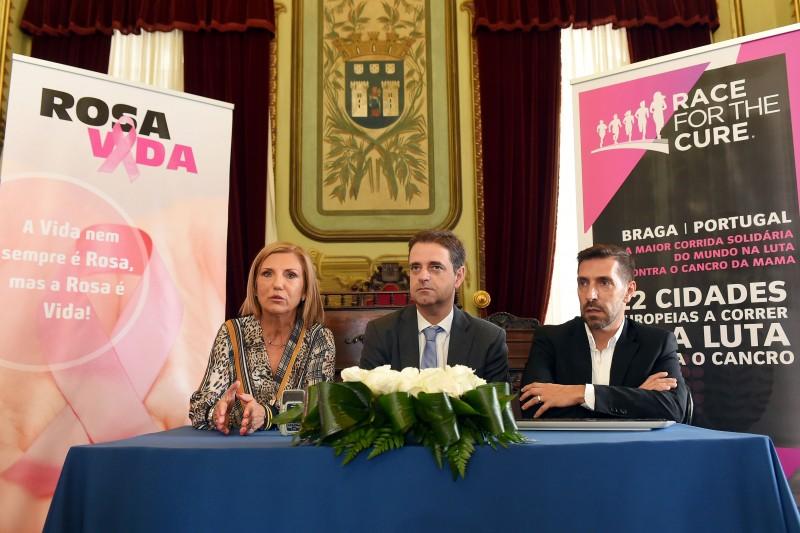 Corrida e Caminhada contra o Cancro de Mama mais popular do mundo realiza-se dia 29 de Setembro em Braga