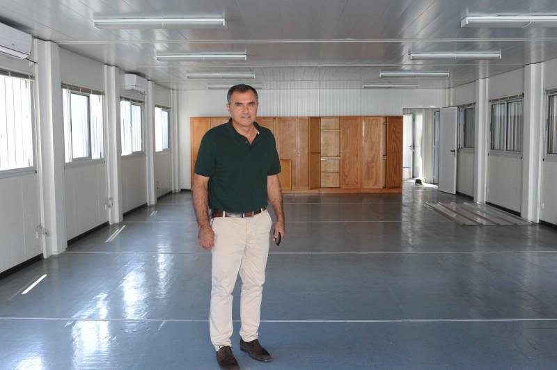 Agrupamento de Escolas de Maximinos: Obras esperadas há uma década marcam arranque do ano lectivo