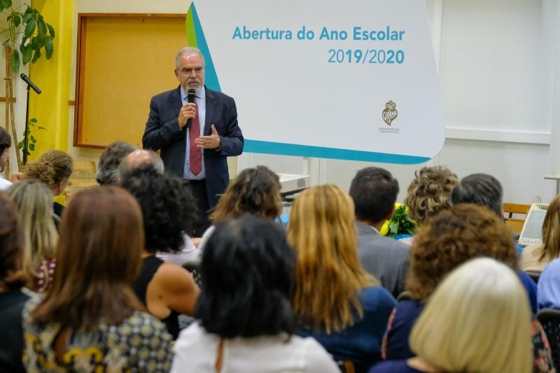 Viana: requalificações no parque escolar marca arranque do novo ano lectivo