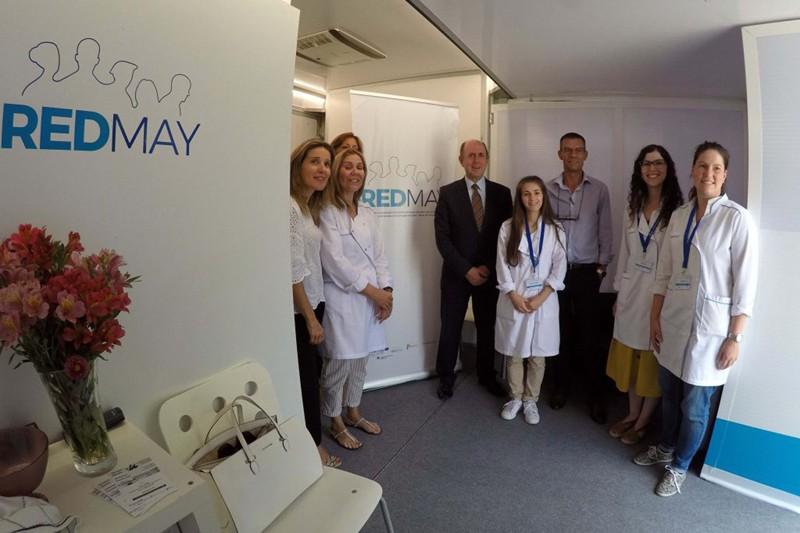 Projecto ibérico REDMAY assegura assistência médica e social