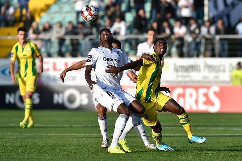 Vitória SC vence na deslocação Tondela, em dia de aniversário