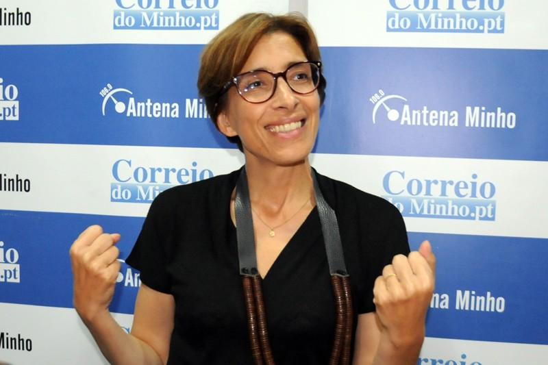 Sónia Fertuzinhos:´Tenho experiência e capacidade política e técnica´