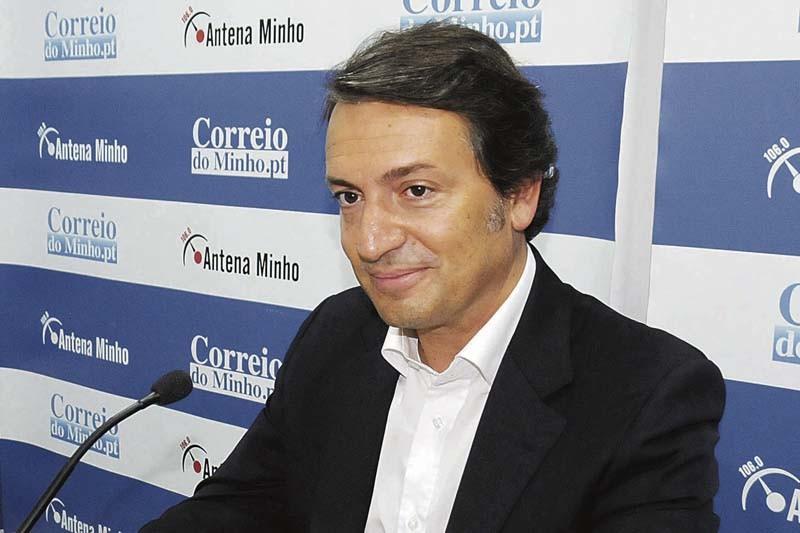 André Coelho Lima: ´Para este Governo o distrito de Braga não existiu´