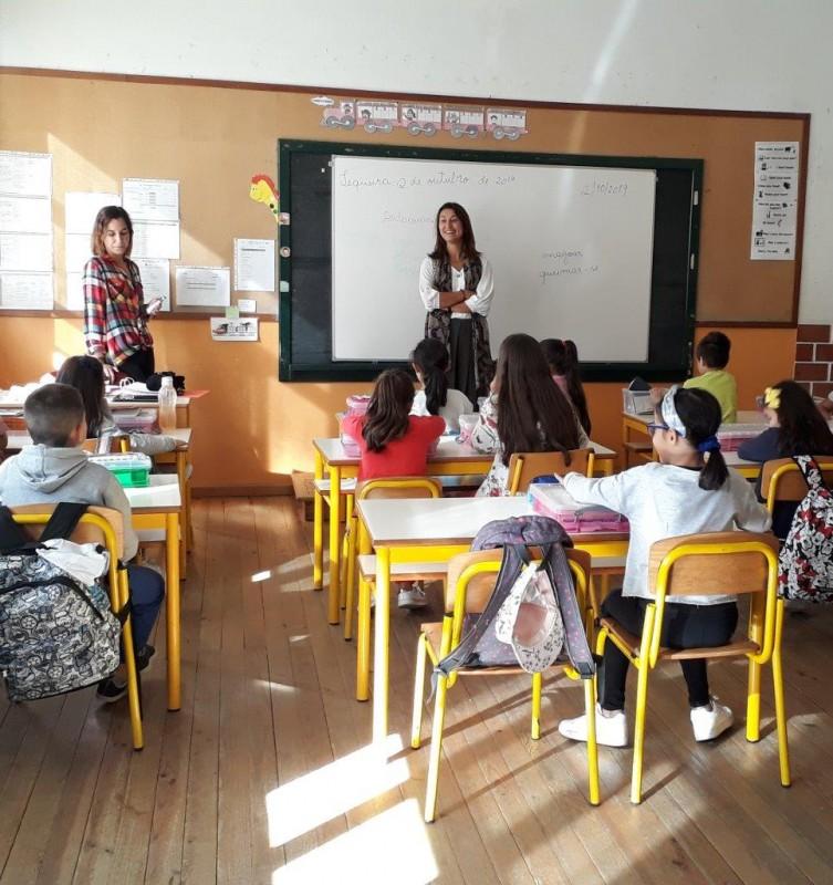 """Vereadora da Educação garante aposta no """"sucesso escolar"""""""