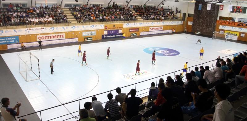 AAUM e UMinho apresentam candidatura à organização do Campeonato Mundial Universitário de Futsal