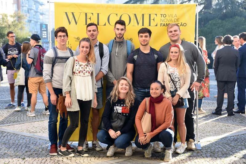 Famalicão recebe representantes de 15 países durante Semana Internacional