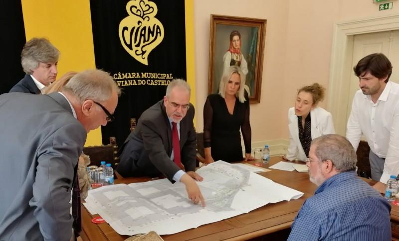 Câmara Municipal aprova projeto e lança concurso público de 1,8 milhões para requalificar Escola Básica e Secundária de Monte da Ola