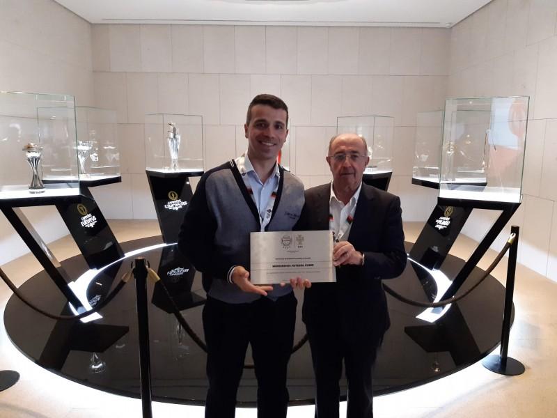 FPF entrega certificados de clubes formadores a 8 clubes minhotos