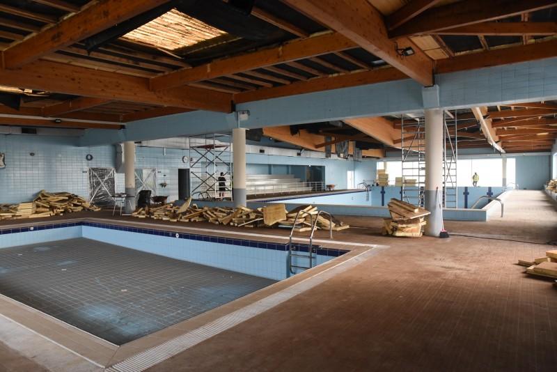 Obras nas piscinas de Joane vão permitir poupança anual de 75 mil euros