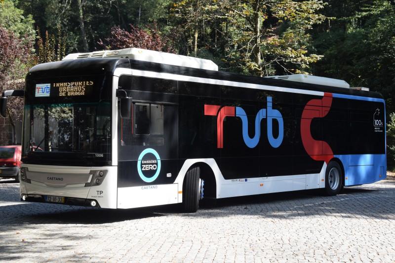Transportes Urbanos de Braga aumentam o número de passageiros e de títulos