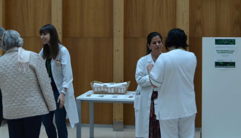 Hospital de Braga sensibiliza população para a redução do consumo de sal