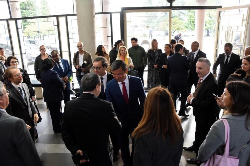 Empresas famalicenses acolhem  alunos da universidade de Liverpool
