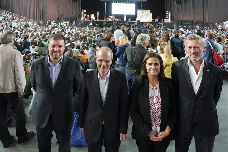 Concelho de Guimarães distinguido com 50 Galardões Eco-Escolas