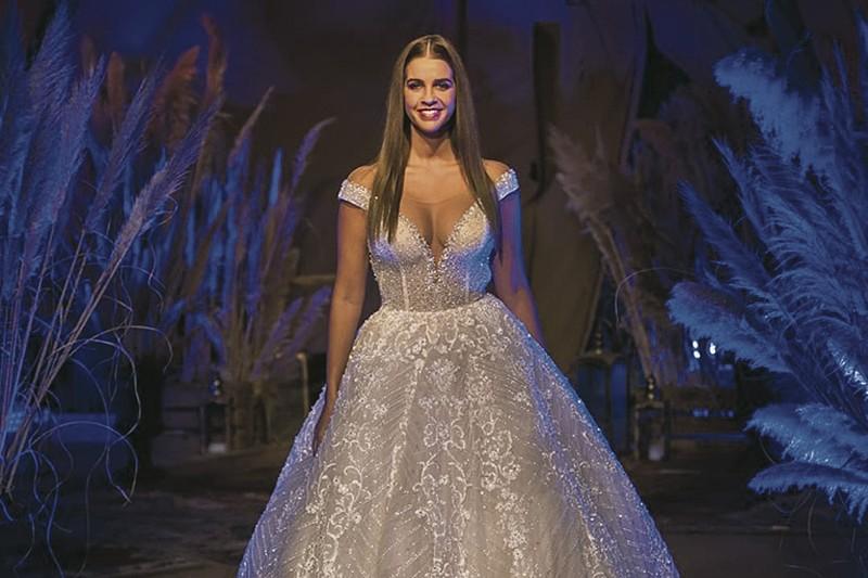 Desfiles de moda surpreendem público da Braga Noivos