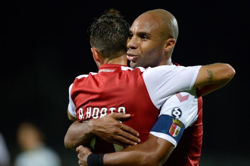 SC Braga deu brilho à festa da Taça em Leça