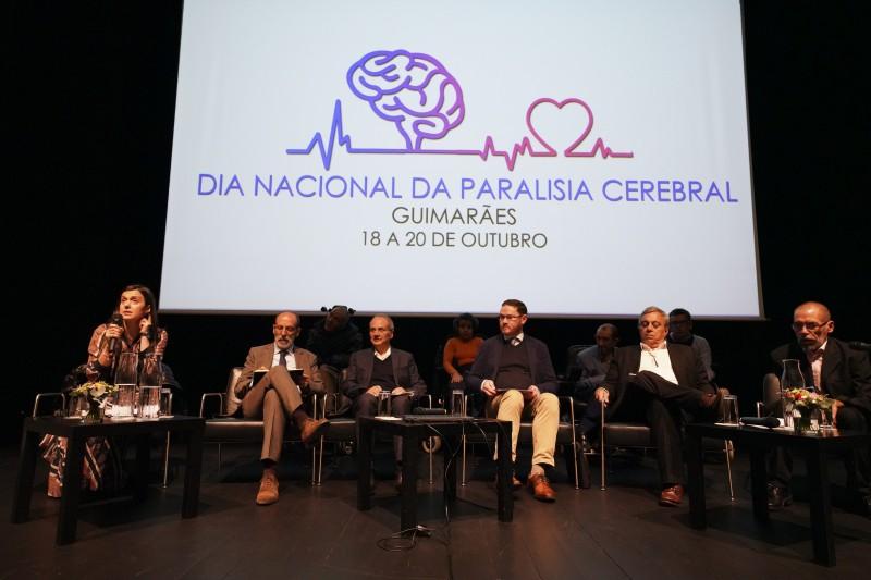 Guimarães assinalou este domingo o Dia Nacional da Paralisia Cerebral