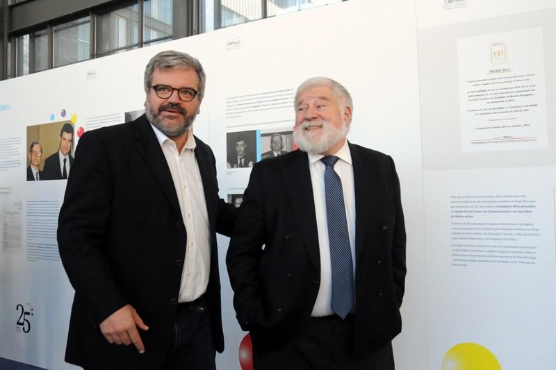 Escola de Medicina acolhe Exposição da Bial como agradecimento do apoio à investigação
