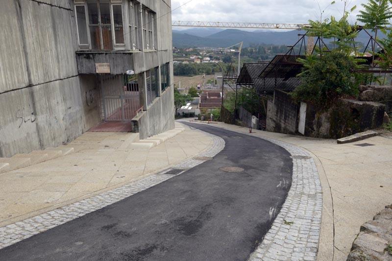 Rua Senador Magalhães Bastos está requalificada