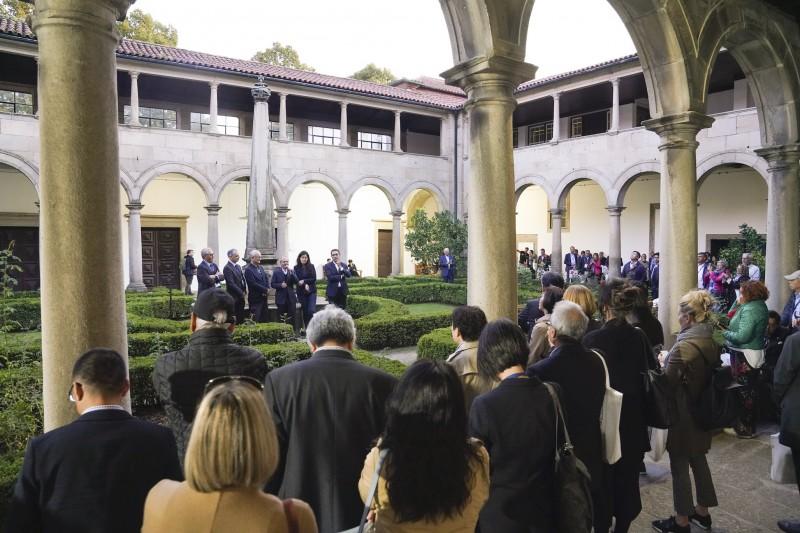 Guimarães recebeu participantes no maior congresso têxtil do mundo