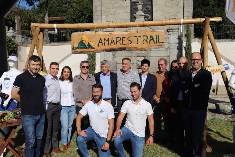 """Amares recebe pela quarta vez  a """"festa do Trail"""" em Novembro"""