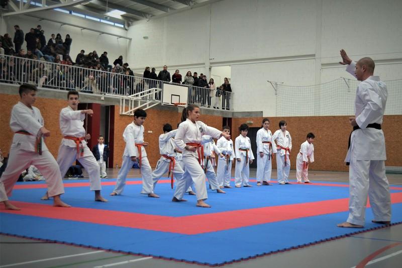 Academia de Karaté de Braga aposta no crescimento