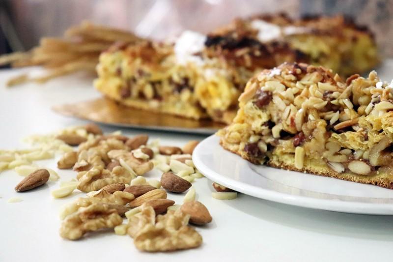 'Bolo Rei de Frutos Secos' é estrela  da Pastelaria/Padaria Maximinense