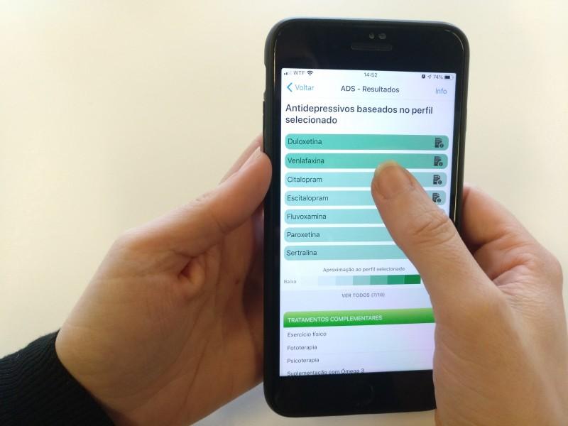 App da Universidade do Minho vai ajudar médicos a decidir tratamento da depressão