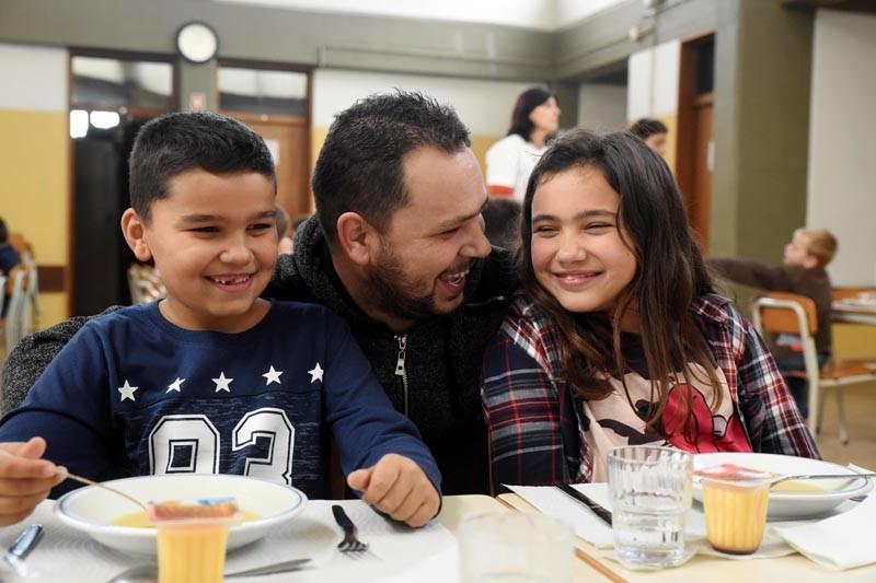 Pais e professores avaliam refeições no pré-escolar e o 1.º ciclo