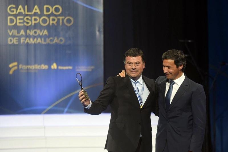 Campeões famalicenses homenageados em noite de gala