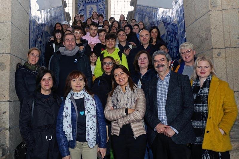 Projecto 'Water Up!' traz a Braga alunos estrangeiros