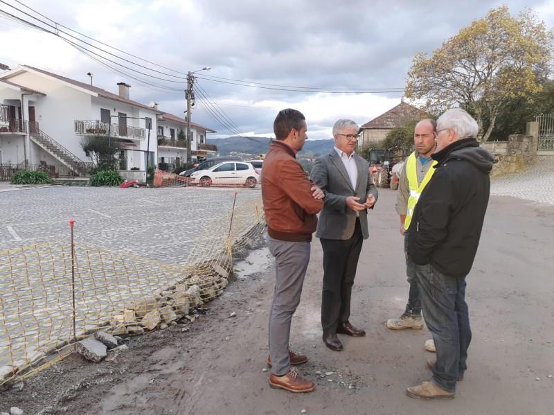 Póvoa de Lanhoso melhora espaços públicos e acessibilidades